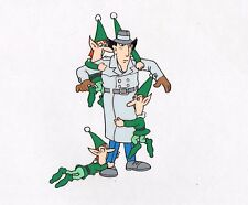 Inspector Gadget DIC production animation cell 1983-1986