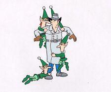 Inspector Gadget DIC production animation cel 1983-1986