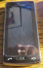 LG Versa VX9600 - Black (Verizon) Cellular Phone Fast Shipping Good Used