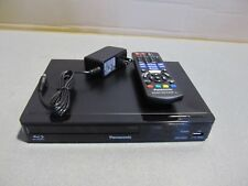 OEM panasonic blu-ray disc player model DMP- BD93P w/ remote and adapter