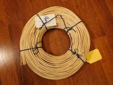 Round Reed #4 2.75 mm 1 lb Coil for Weaving