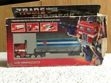Vintage Transformers: Optimus Prime Autobot Commander - Hasbro (Boxed)