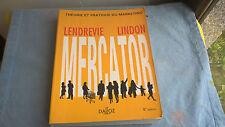 Mercator Théorie et pratique du marketing Lendrevie Lindon Dalloz 1997 5e ed