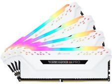 CORSAIR Vengeance RGB Pro 32GB (4 x 8GB) 288-Pin DDR4 DRAM DDR4 2666 (PC4 21300)