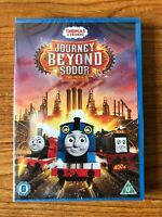 Thomas & Friends: Journey Beyond Sodor (DVD) Brand New Sealed