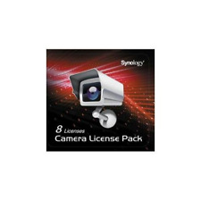 Synology IP Camera License Pack for 8 CLP8