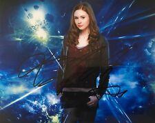 Karen Gillan signed 10x8 Image I photo (UACC AFTAL RACC Trusted Seller COA)