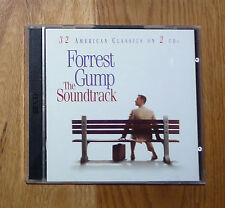 CD Bande originale du film FORREST GUMP (DOUBLE CD)