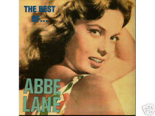 Abbe Lane-The Best of! RARE POP & SOUL CD