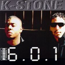 6.0.1. by K-Stone (CD, Jul-1992, Bryant)