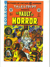 EC Reprint double sized The Vault of Horror 1 1991 64 pages Russ Cochran