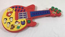 THE WIGGLES Sing and Dance Musical GUITAR Silly Sounds & Working Buttons