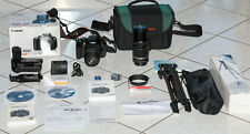 Digitalkamera Canon EOS 650D DSLR- Kamera canon 650d+ 2 Objektive!!!