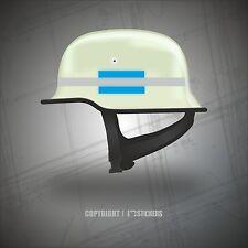 Helmkennzeichnung Zugführer Rettungsdienst Helm Reflektierend Streifen HK003