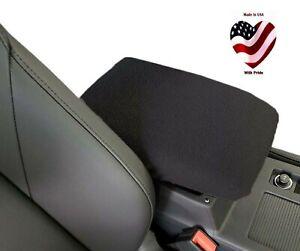 Fits Genesis GV70 2022 Fleece Auto Armrest Center Console Cover USA Made L1