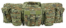 "36"" Ranger Double Rifle Bag WOOD DIGI EastWest Deluxe Tactical Rifle Range Case*"