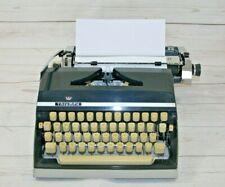 2 x /'TRIUMPH TIPPA//TIPPA S/' SCHWARZ Topqualität 10M Schreibmaschine Farbbänder