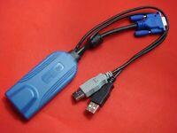 Raritan D2CIM-DVUSB KX2 KX3 KX II III USB KVM Switch Virtual Media Module