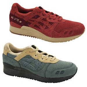 ASICS Gel-lyte III 3 Moonwalker Pack Trainers Sneakers Men Women Shoes