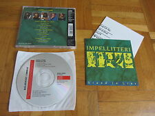 IMPELLITTERI Stand In Line 1988 JAPAN CD issue
