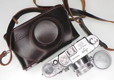 Leica Iiig with 5cm f2 Coll. Summicron #849978 . Minty w/case