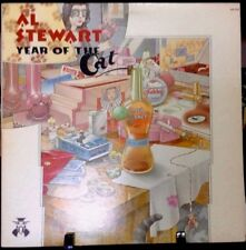 AL STEWART Year Of The Cat Album Released 1976 Vinyl/Record  Collection US press