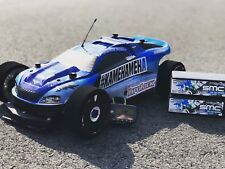 Traxxas Rustler 1:10 Steel weighted Bumper, Replaces TRX 2735 478 Grams 132 Mph