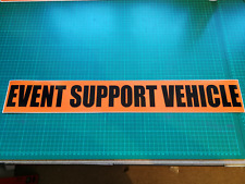 Event Support Vehicle 4X4 RESPONSE MAGNET Ambulance Emergency Service race 620mm