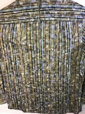 Men's Large Jhane Barnes Long Sleeve Button Down Shirt