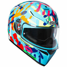 AGV K3SV ROSSI MISANO HANDS MOTORCYCLE HELMET NEW SIZE X-LARGE