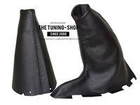 For Bmw Mini Cooper R56 R57 Clubman Automatic Gear Handbrake Gaiter Leather