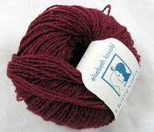 30% OFF! 50g Elsebeth Lavold HEMPATHY Hemp Cotton Modal Yarn #064 Dark Wine