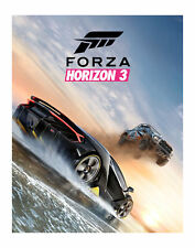 Forza Horizon 3 Full Game + Hot Wheels- Digital download for Xbox One