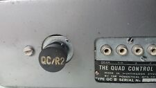 Quad II QC 2 mono pre amp - Phono adaptor type R2.  New item made in UK.