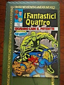 I FANTASTICI QUATTRO n.68 - Editoriale Corno 1973 - stato EDICOLA