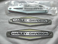 Harley Davidson Tankembleme Tankschilder Tank Embleme mit Adapter Kit 61771-66TB