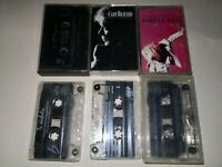 Cassette Tapes Bundle X6 Simply Red, Cliff Richard, Bee gees etc. Free shipping