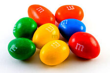M&M ALMONDS 4 lbs Bulk Chocolate m&ms Candy Vending Machine New Candies