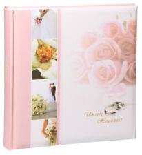 Unsere Hochzeit Fotoalbum in 30x30 cm 100 Seiten Wedding Foto Jumbo Buch Album