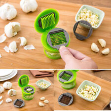GARLIC PRESS CHOPPER SLICER GRINDER WONDROUS KITCHEN TOOL