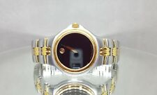 Movado Men's Museum Two Tone Swiss Watch 81 E2 8872 Make Offer OBO