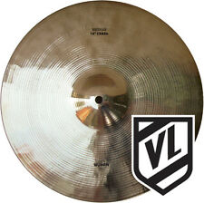 "14"" WUHAN Medium Thin Crash Cymbal - Traditional Cymbals - WUCR14MT - NEW"