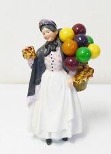 Vintage 1937 Royal Doulton Biddy Penny Farthing Hn1843 Porcelain Figurine