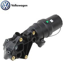 For Volkswagen 2.5-Liter Jetta Passat Oil Filter Adapter Housing Genuine