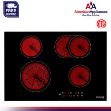Gasland Chef CH77BF 30'' Built-in Vitro Ceramic Surface Radiant Electric Cooktop