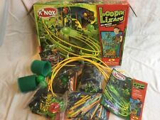 K'nex Loopin' Lizard Building System Ball Machine