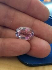 14.45ct Oval KUNZITE - Estate Collection