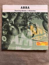 ABBA Dancing Queen / Waterloo - USA CD single in card sleeve