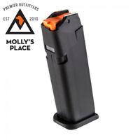 Glock 47290, Glk Gen5 G17/G34 9mm Factory 10-Round Magazine Black