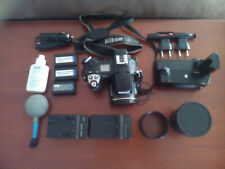 Nikon COOLPIX 5700 5.0MP Digital Camera with accessories.